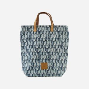 BRAID bevásárlótáska, textil, mintás